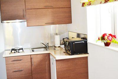 pokoj z aneksem kuchennym