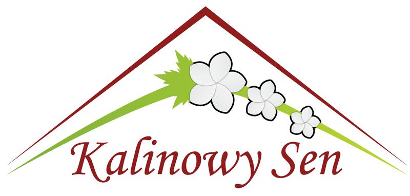 """Pensjonat """"Kalinowy Sen"""" Logo"""